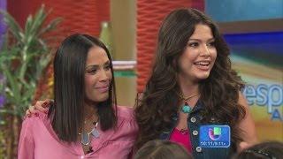 ¡Exclusiva! Ana Patricia está feliz de ser cuñada de Karla - Despierta América