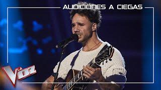 Tyler Faraday canta 'Just the two of us' | Audiciones a ciegas | La Voz Antena 3 2020