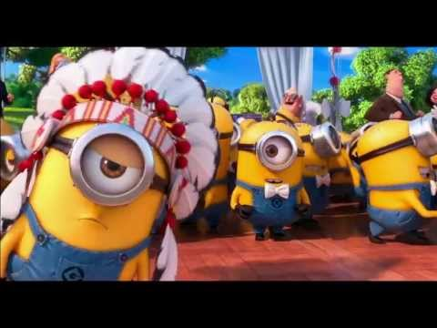 Minions Song YMCA Mi Villano Favorito 2