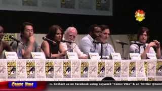 The Walking Dead Season 4 Panel (Official)