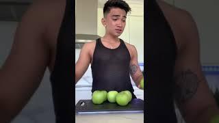 "How to make Bretman Rock's ""Green juice"""