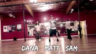 IZ U DOWN - Kid Ink ft Tyga Dance | @MattSteffanina Choreography (@DanceMillennium Hip Hop Class)
