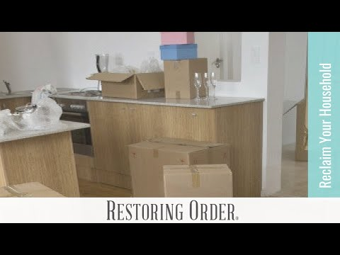 Moving Tips By a Professional Organizer!