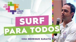 Mix Palestras | AdaptSurf: Surf para Todos | Henrique Saraiva