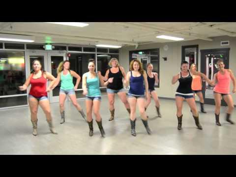 Burnin' It Down Line Dance -   Boot Boogie Babes