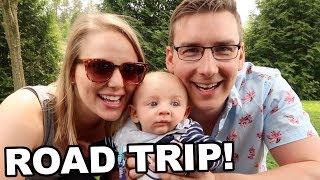 Luke's First Road Trip!