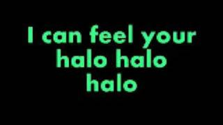 Beyoncé - Halo [with lyrics]