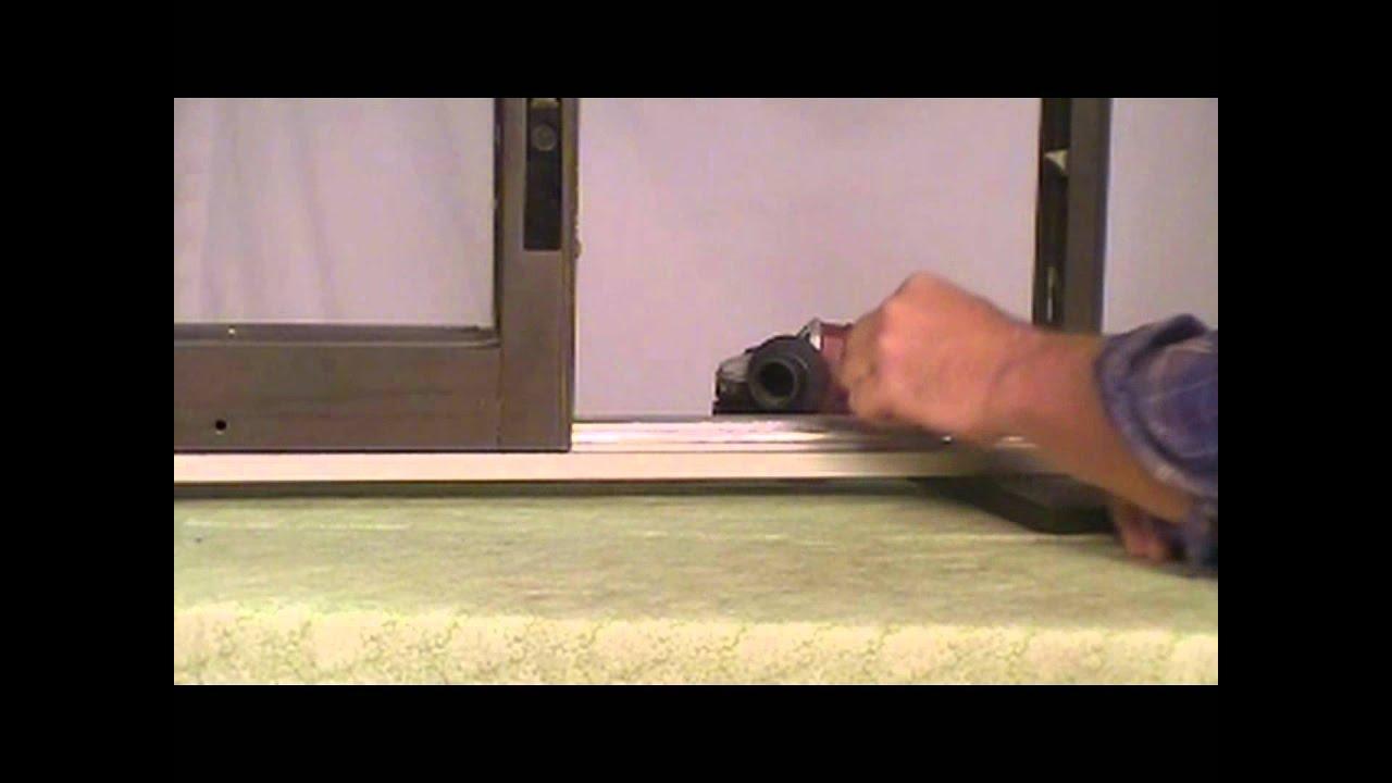 Quot Slide Ezzz Quot Sliding Door Repair Kit Installation Video