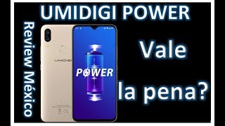 Video UMIDIGI Power VyU5jM4roz4