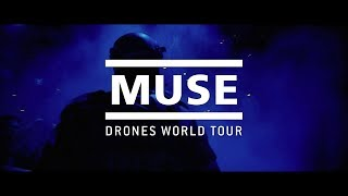 MUSE: Drones World Tour [Official Film Trailer / In Cinemas Worldwide 12 July 2018]