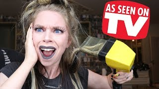 Flowbee VACUUM HAIRCUT?! - Does This Thing Really Work?
