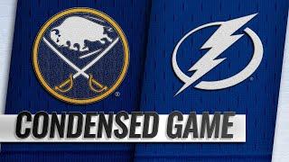 02/21/19 Condensed Game: Sabres @ Lightning