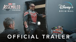 Marvel Studios' Assembled: The Making of The Falcon and The Winter Soldier | Official Trailer