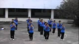 Múa hát sân trường _Ước mơ thần tiên