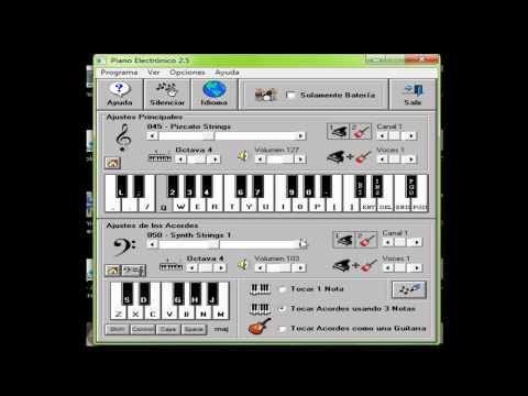 Piano Electronico 2.5 Estoy de nuevo - Mala Fama.mp4