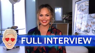 Chrissy Teigen on Her Heartbreaking Miscarriage, Inauguration Day, and Horseback Riding