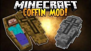 Mod quan tài (Coffin mod) | minecraft giới thiệu mods #1