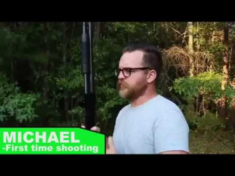 reporter gets ptsd from ar 15