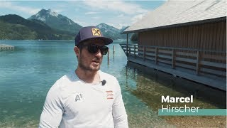 Marcel Hirscher 2018 Interview