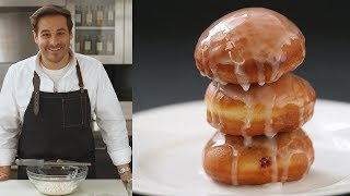 How to Make Homemade Doughnuts - Kitchen Conundrums with Thomas Joseph
