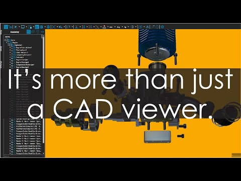 CAD Viewer - Actify SpinFire Ultimate