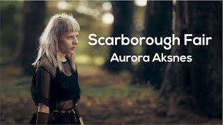 Scarborough Fair - Aurora Aksnes (Official Music Video)