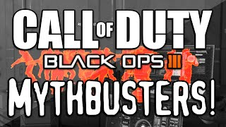 WALL HACKS!? (Call Of Duty: Black Ops 3 Mythbusters)