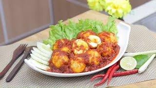 Membuat Telur Balado Yang Nikmatnya Gak Pernah Gagal   RAGAM INDONESIA (30/04/21)
