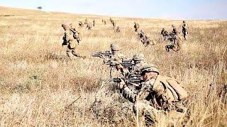 Platoon Attack – U.S. Marines Black Sea Rotational Force