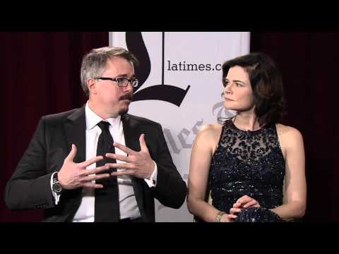 Vince Gilligan & Betsy Brandt on Better Call Saul and ending ...