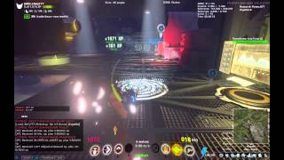 Rofy Firefall 0.8 Firecat Gameplay - Shanty Town ARES Loop