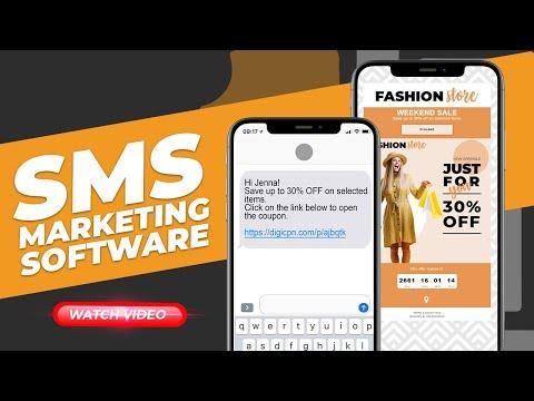 Videos Coupontools.com   SMS Marketing Software