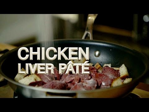 Breville Presents Chicken Liver Pâté-