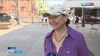Установившаяся в Омске аномальная жара — риск для здоровья