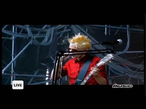 Muse - Sober live @ Eurockeennes 2000 [HD]
