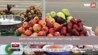 Mê hồn trận nguồn gốc trái cây nhập khẩu | VTV24