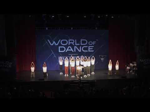 The Puzzle League | World Of Dance Chicago 2018 | First Place
