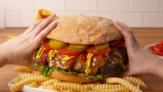 Cheeseburger In A Can Survival Food Review Burgertastic by Dosen Bistro