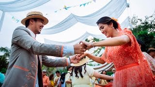 Mario & Dita - Picnic at the Wedding - THEUPPERMOTION