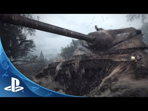 World of Tanks Video Screenshot 3