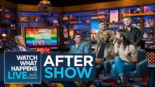 After Show: The Original 'Queer Eye' Guys' Advice | WWHL