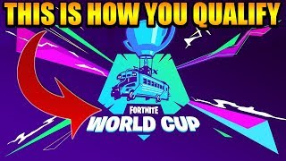 Everything You NEED To Know About The Fortnite World Cup!