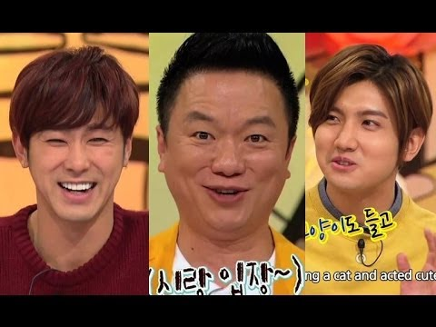 Hello Counselor - TVXQ, Lee Yubi! (2014.02.03)