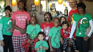 INTRODUCING MY LARGE BLENDED INTERRACIAL FAMILY OF TEN | BWWM INTERRACIAL FAMILY VLOGGERS | VLOG 1