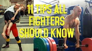 11 Essential Tips for Combat Sports Athletes