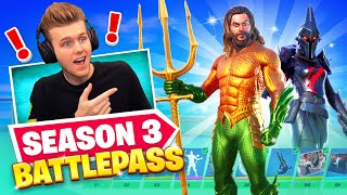 *NEW* SEASON 3 BATTLEPASS (AQUAMAN)