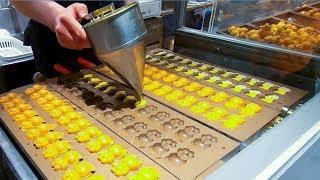 Tokyo Street Food, Japan. Ningyoyaki in Asakusa Market