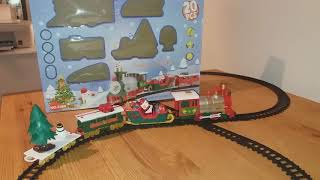 Santa's musical train set from W. Boyes and Co Ltd