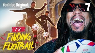 STREET FOOTBALL IN MARSEILLE ft. Lil Jon | F2FF FRANCE ⚽️🇫🇷