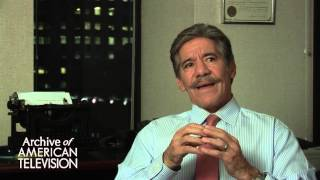 Geraldo Rivera discusses covering the Michael Jackson trial - EMMYTVLEGENDS.ORG